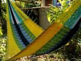V Weave hammock – The Beach
