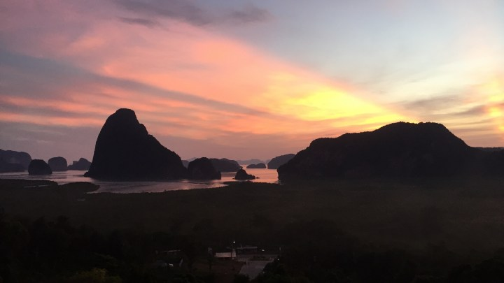 Samet Nangshe View Point – Phang Nga, Thailand