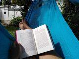 Travel Hammock – monotone blue – Mallard