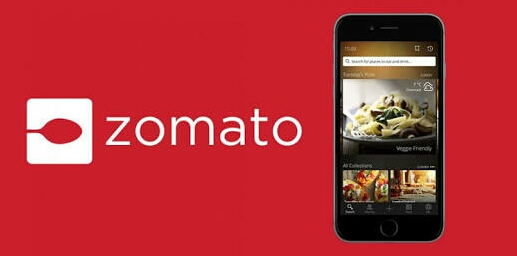 Zomato on Tizen