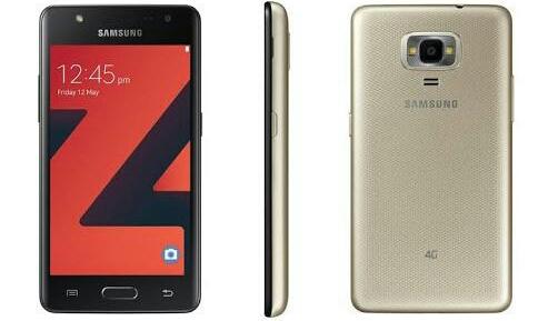 Samsung Z4 Tizen