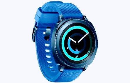 Gear Sport Watch Faces