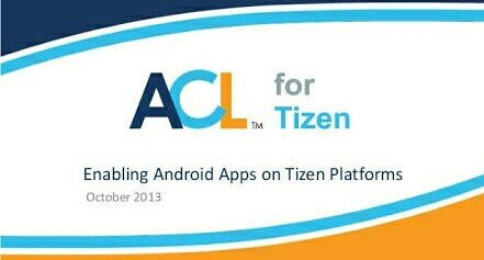 ACL for Tizen