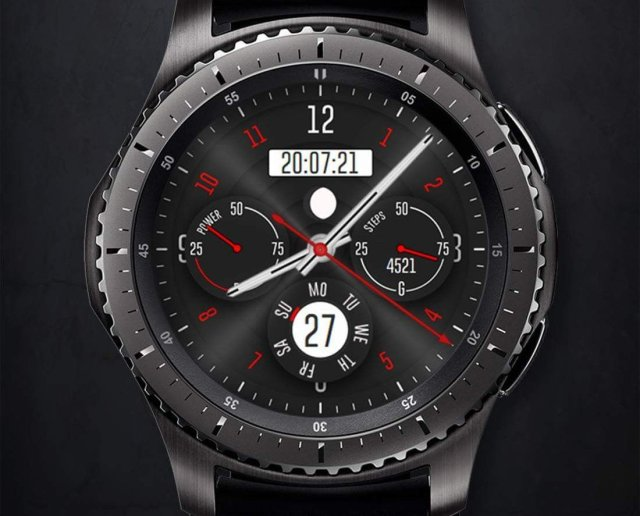 Samsung Gear S3 Classic & Frontier Received New Update