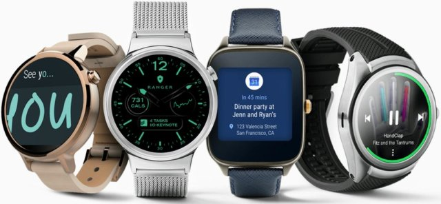 WhatsApp on Wear OS