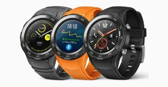 WhatsApp on Huawei Watch