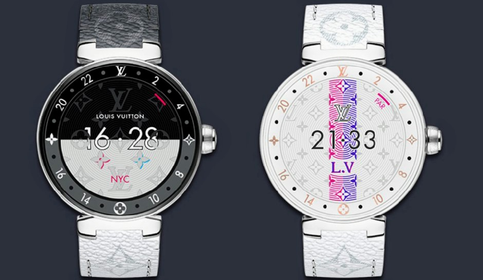 Louis Vuitton Revealed New Luxury Smartwatch