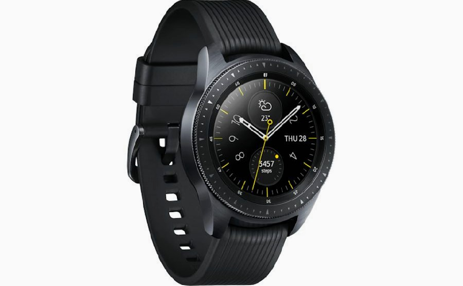 Samsung Rolled Out New Update For Galaxy Watch