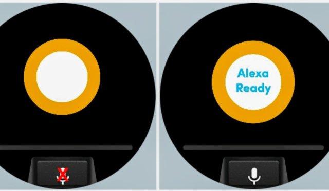 Alexa on Gear S3