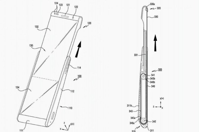 Samsung Rollable