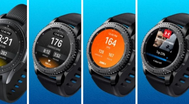 Galaxy Watch Active Apps