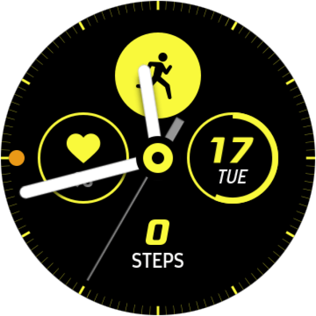 Galaxy Watch Active 2 Screenshots