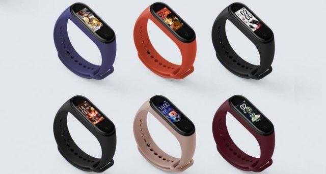 NFC Band 4 NFC Update