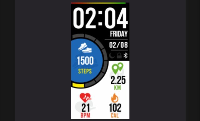 Mi Band Watch Faces