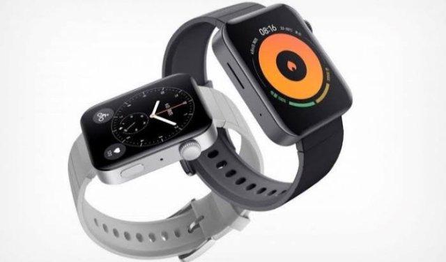 Pair Mi Watch