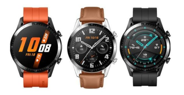 Facebook on Huawei Watch