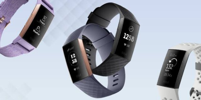 Fitbit Charge 3 WhatsApp