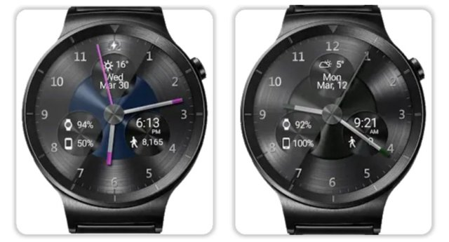 Fossil Watch Faces