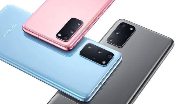 Galaxy S20 Smartphone