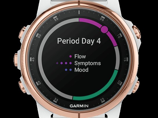Garmin Fitness Apps