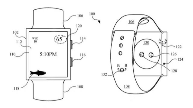 New Apple Watch Patent