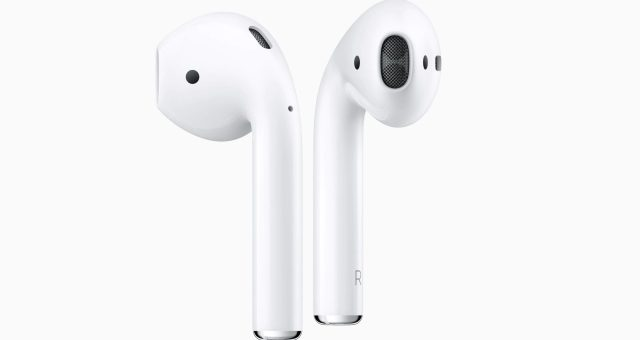 Apple AirPods Health Monitoring