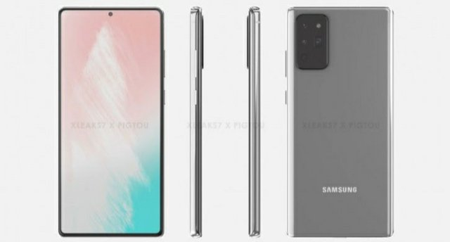 Galaxy Note 20 News