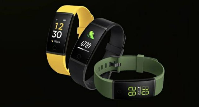 Realme Band in Europe