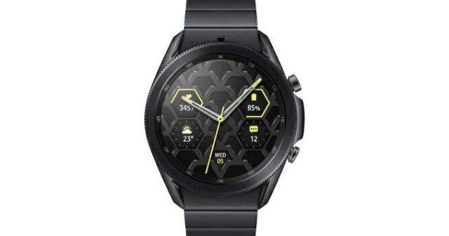 GPS on Galaxy Watch 3