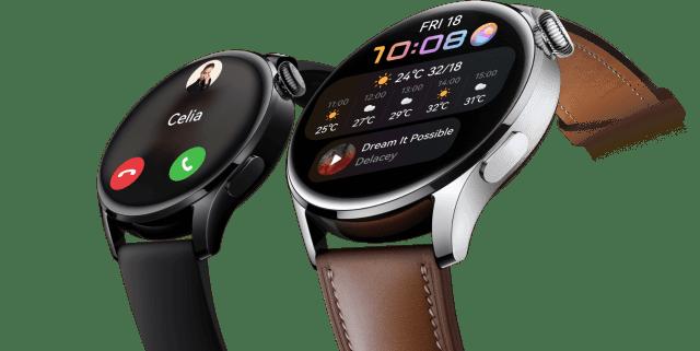 Huawei Watch 3 Pro Calls