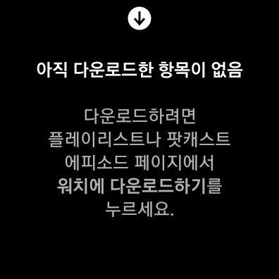 Spotify offline on Galaxy Watch 4