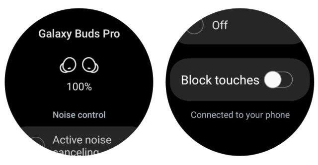 Galaxy Buds Plugin Update