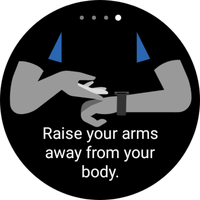 Body composition on Galaxy Watch 4 Classic