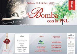 A Bomba con la PNL – 26/10/13