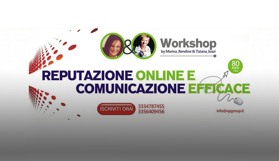Web Reputation e Comunicazione Efficace – 01/02/2014 – Spoltore