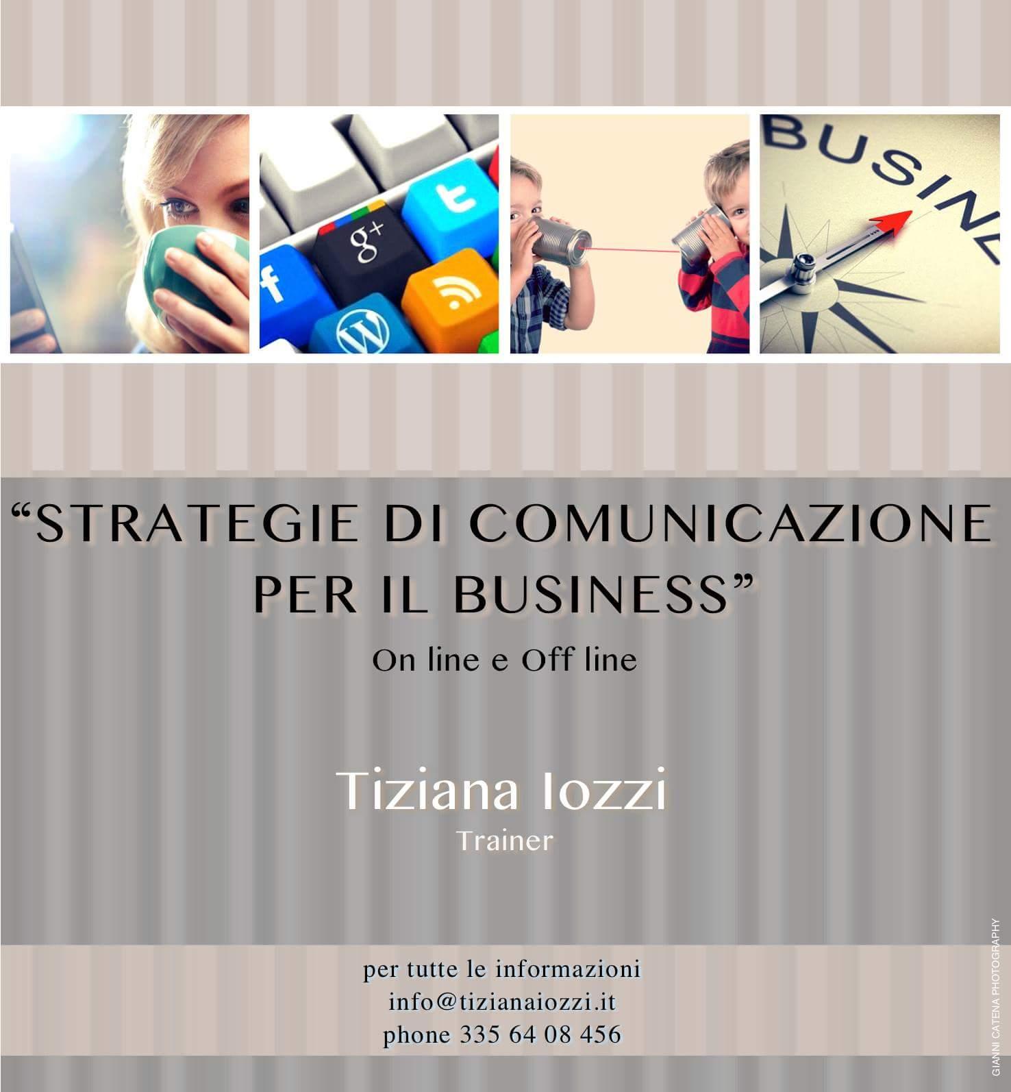 Strategie di comunicazione per il tuo business
