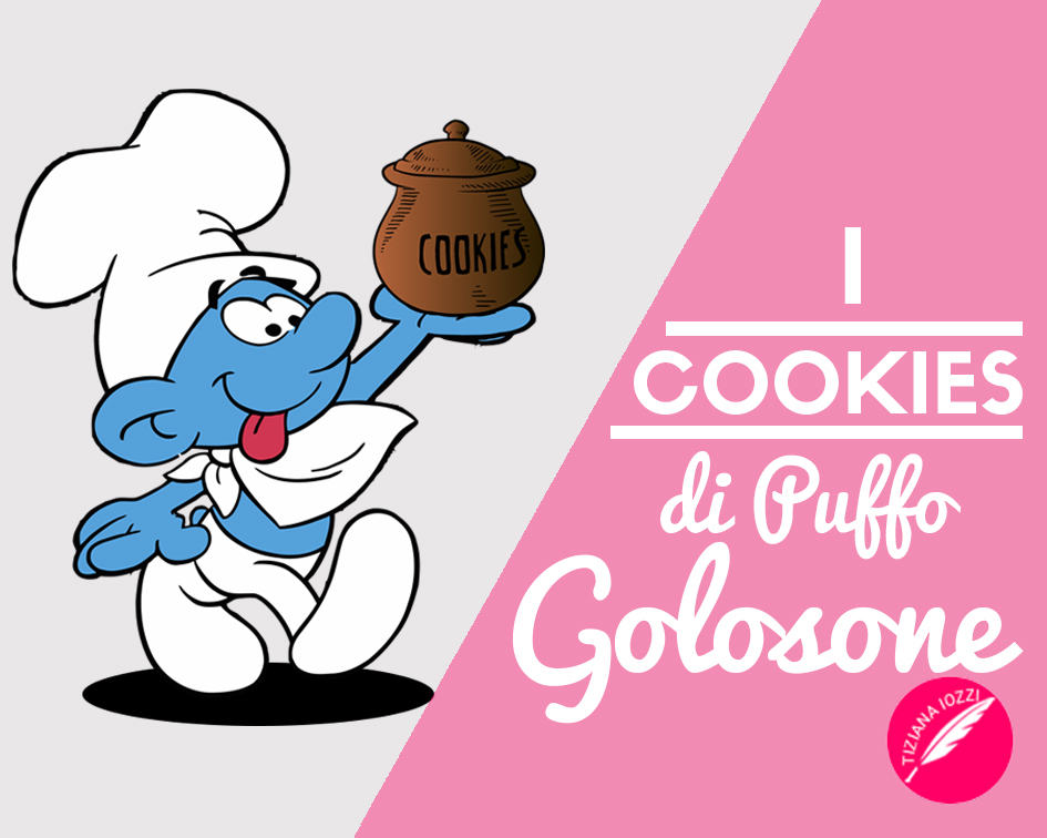 I Cookies di Puffo Golosone