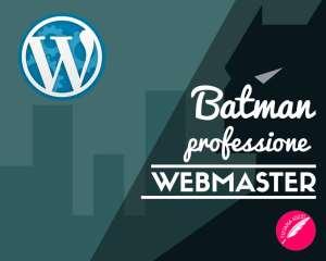 Batman professione webmaster