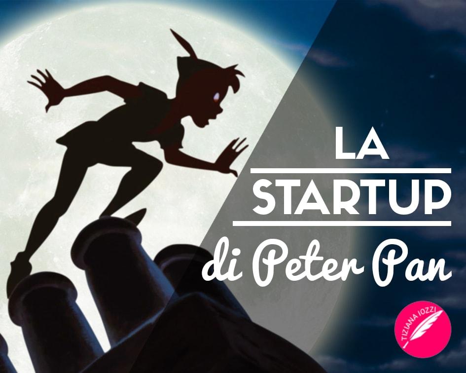 La Startup di Peter Pan