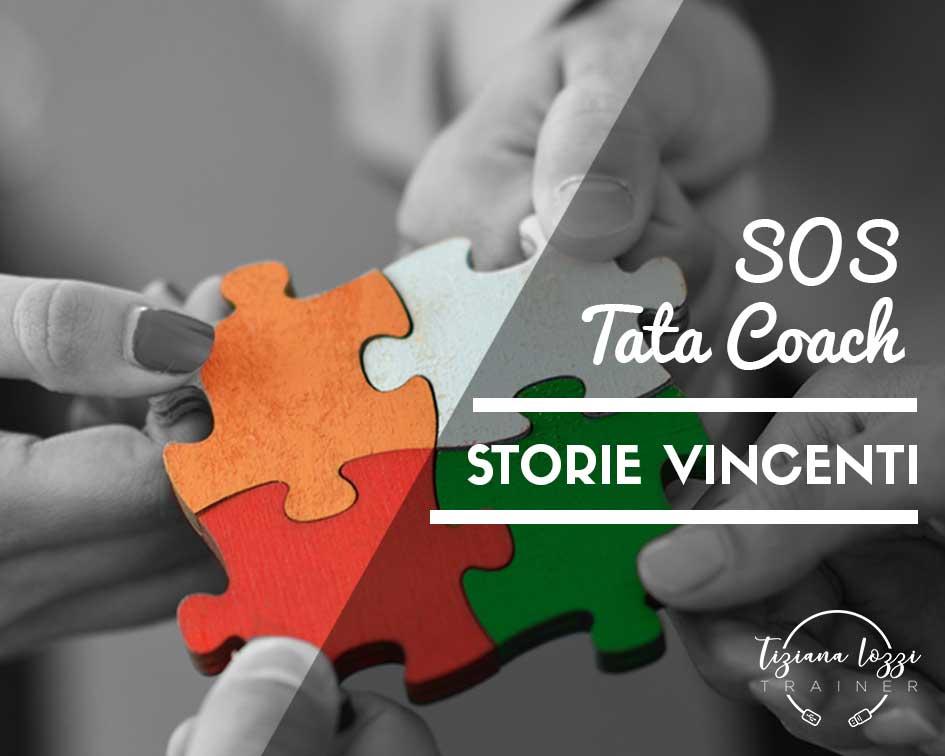SOS TATA COACH: alle prese con il team coaching per formare la squadra vincente