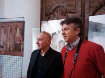 Tiziano Calcari and Patrizio Oca
