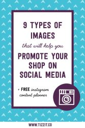 9 Types of Images To Promote Your Shop On Social Media