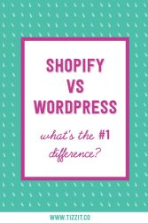 The one thing you need to understand to pick between Shopify and WordPress