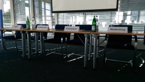 IBF Panel at VÖB Berlin, June 29th, 2016