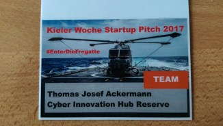 Startup Pitch Kiel May 2017