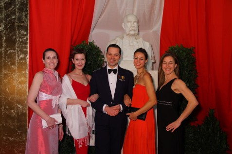 "Vienna ""Ball der Offiziere"" 19 JAN 2018"
