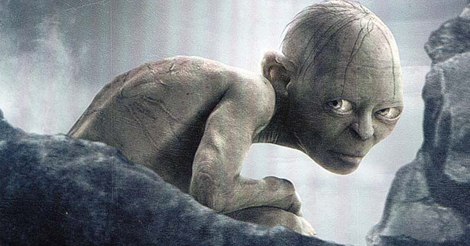 "Your Phone is ""Precious"" and You are Sméagol"
