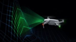DJI Mavic Air 2 Obstacle Detection and collision avoidance APAS Review