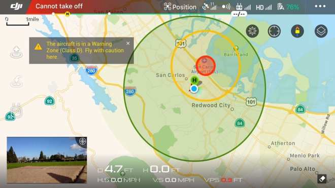 drones with gps