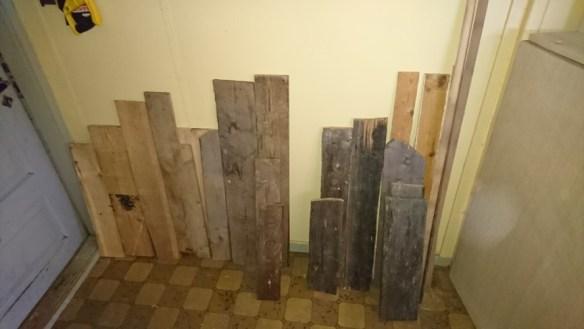 Gamle planker